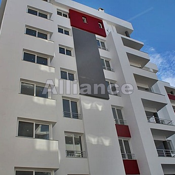Three-bedroom apartment in Girne, fine quality!