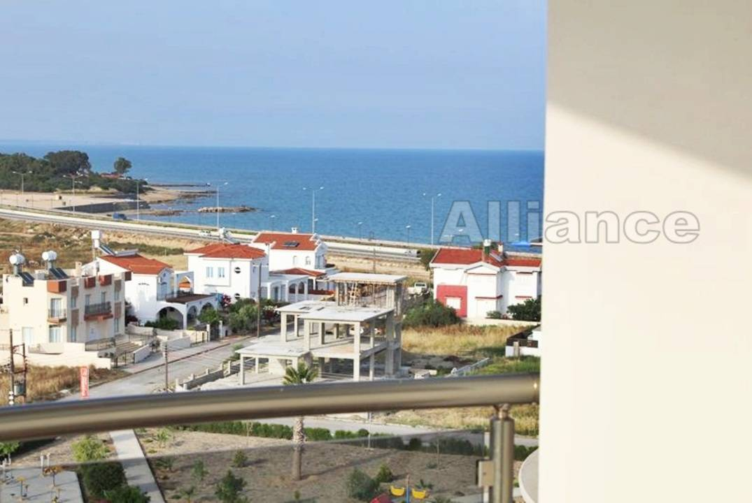 Two bedroom apartment on the coast, stunning panorama