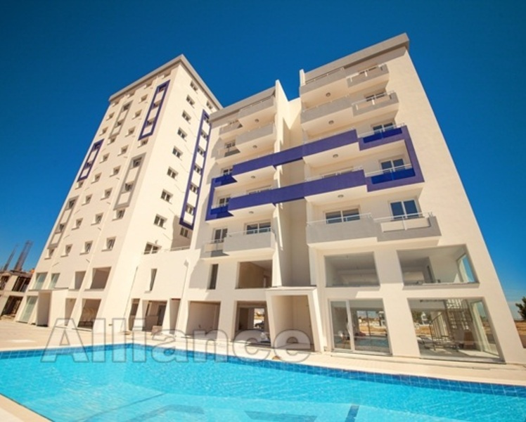 Two bedroom apartments in Yeni-Bogazici