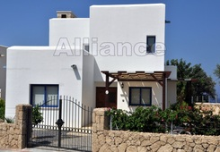 Villa in a conservation area in Alagadi, plot selection, installment plan
