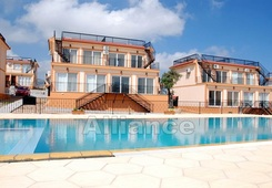 Semi detached villa in the mountains