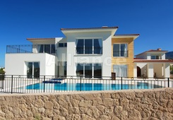 Luxurious Villa from the developer, with full designer furnishings, credit