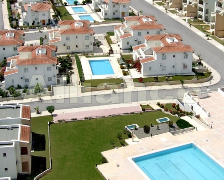 Two bed rooms apartment in the complex, sandy beach - 800 meters!