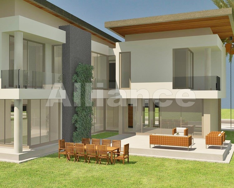 Luxury villas near Salamis, 4 bedrooms