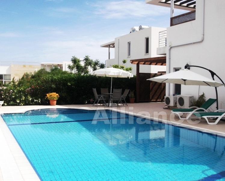 Villa in Esentepe, walking distance to the beach