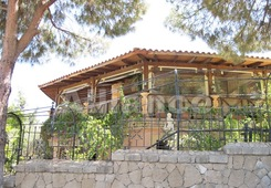 Traditional Cypriot house in  Karaagach