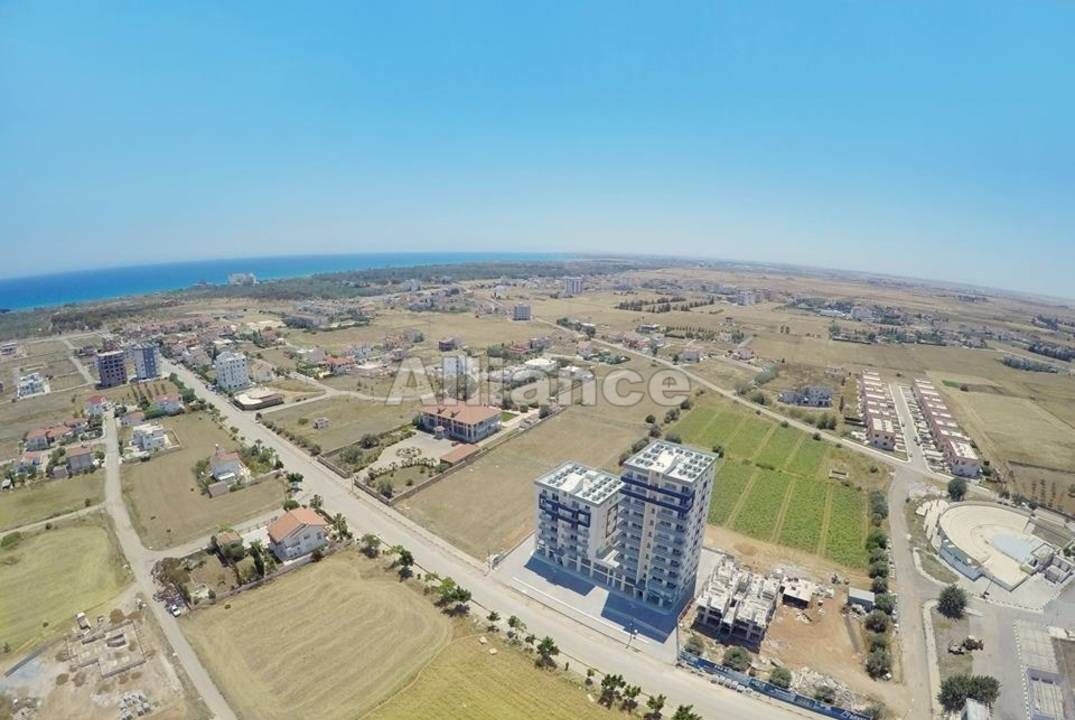 Apartments in the development near Famagusta, Yeni Bogazici