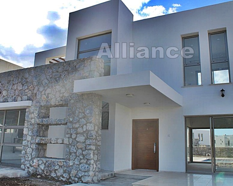 Villa in Karaoglanoglu, 3 bedrooms,10 years credit plan