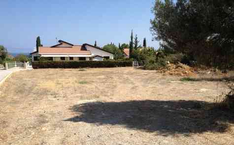One donum of land in Catalkoy