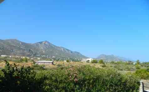 Land in Catalkoy, sea and mountain view
