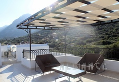 Stunning mini villa in Karsiyaka, fully furnished, sea view