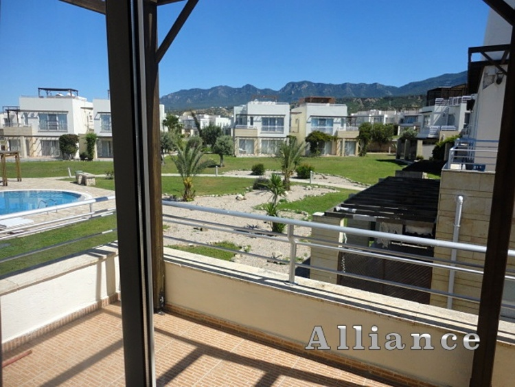 Penthouse in Esentepe - short-term and long-term rent