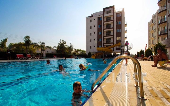 Apartments for rent - 100 meters from the sea