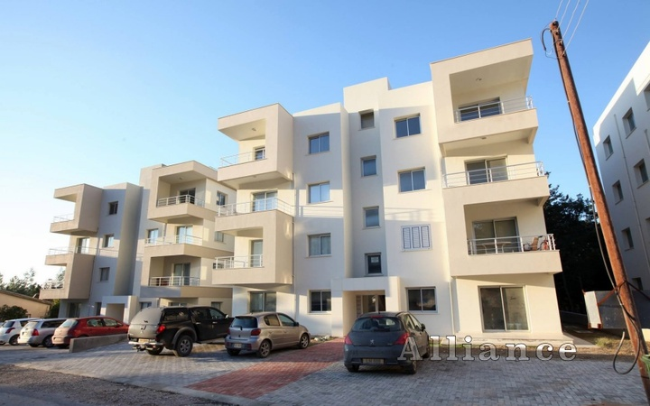 Apartments in Bogaz (Nicosia), Turkish titles
