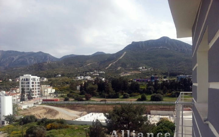 Apartments in the center of Girne