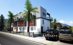 1 - bedroom duplex - University nearby, 50 meters from the sea!