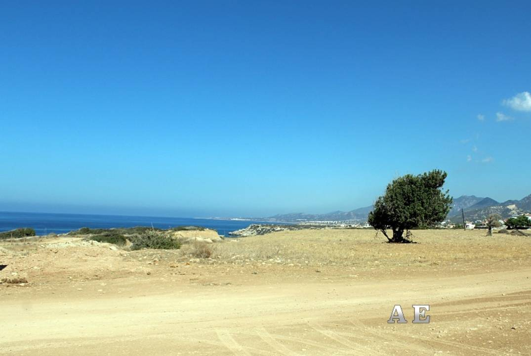 Land in Esentepe for sale