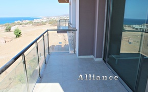 Two bedroom apartment in Esentepe - first coastline!