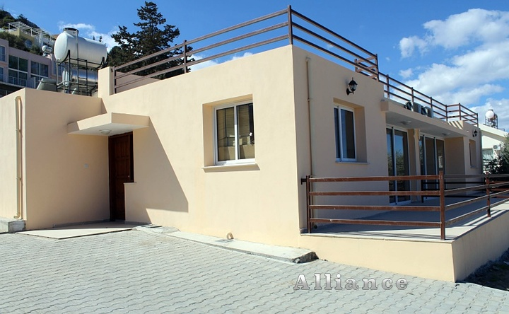Villa in Karsiyaka, a great opportunity to purchase a holiday home