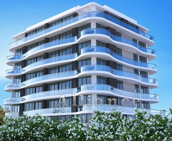 Apartments in the center of Kyrenia!