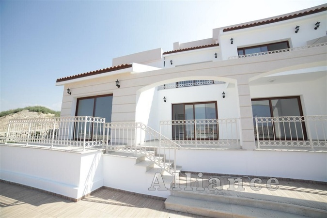 Apartments in Esentepe, sea coast just 100 meters away!