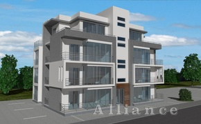 Three bedroom apartment in Nicosia (Lefkosa) -  installment 120 months