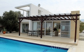 Villa in Esentepe, ready to move in