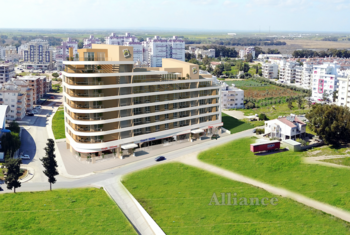 Luxury apartments in the center of Famagusta, International University - close!