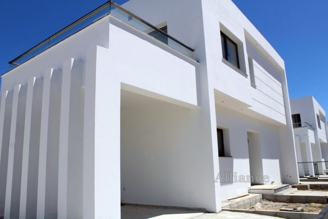 Villa 3 + 1 in Edremide, ready to move in, credit
