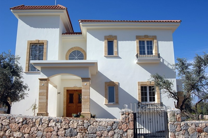 "Classical  villas in Esentepe- ""off plan"""