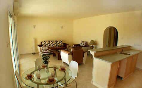 Penthouse, two bedrooms in Bogaz
