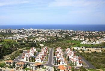 Detached villas in Dogankoy, center of Kyrenia - close!
