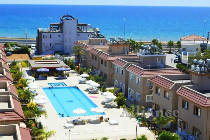 Apartments near the beach - it can not be closer to the sea!