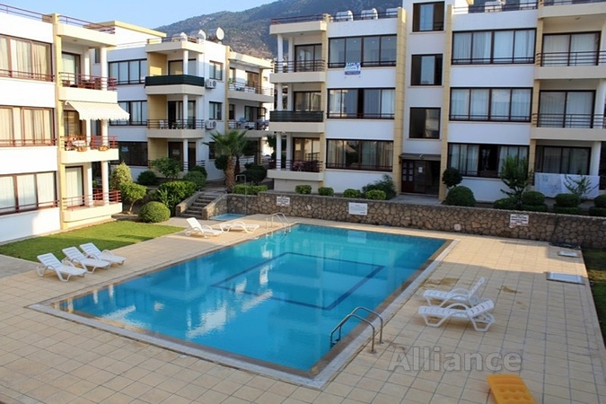 Spacious apartment in Lapte, swimming pool, perfect condition