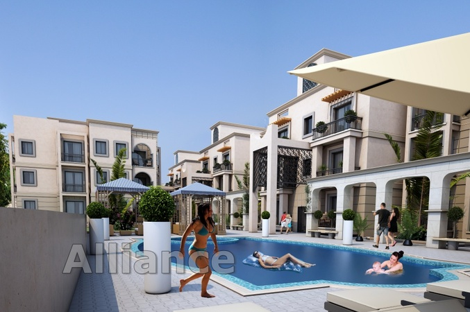 A unique offer - apartments 2 + 1 in Lapta, the beach - 500 meters