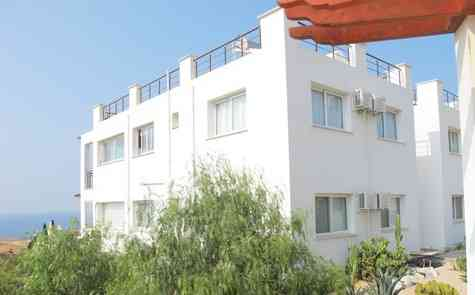 Two bedroom apartment in Bahceli