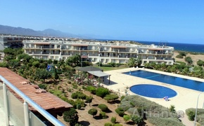 "Two bedroom apartments and in a gated development in Tatlisu ""Sea Terra Marina"""