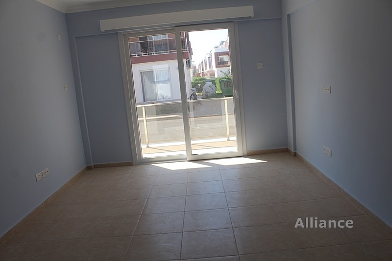 Two bedroom apartments on the ground floor for investment and life