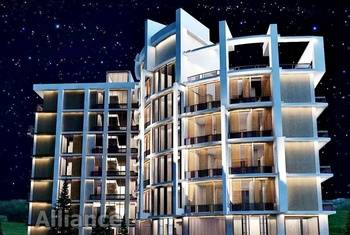 2+1 apartments in Girne, Turkish Title Deeds