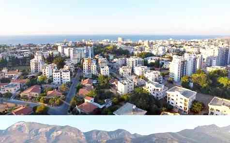 2+1 apartments in Girne, Turkish Title Deeds