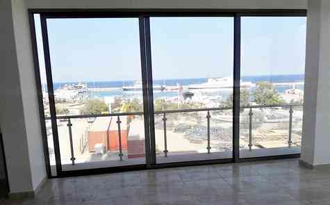 Apartments 2 + 1 in Kyrenia, unique location, uninterrupted sea view