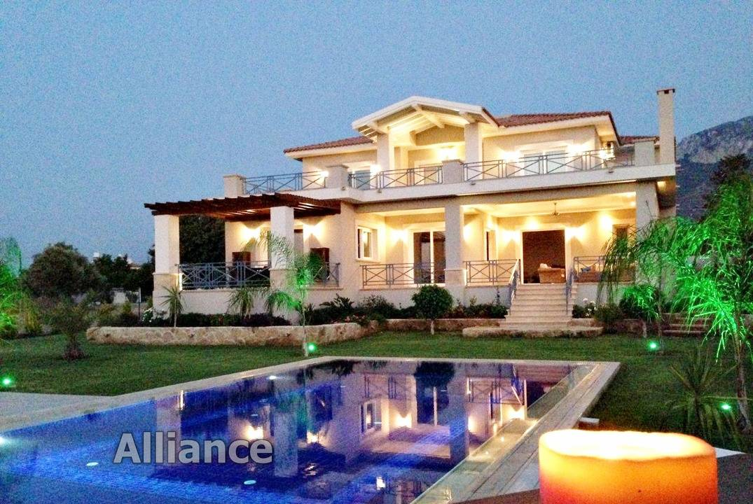 Exclusive villa in Ozankoy - comfort and luxury