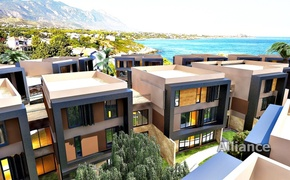 Stunning duplex apartments by the sea