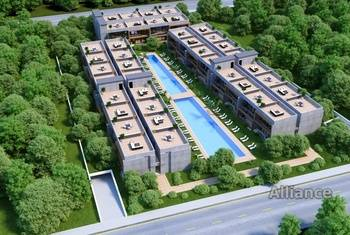 Apartments 2 + 1 in the Dogankoy, high liquidity, great rental oppotunity!