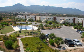 Fully furnished, 2 bedroom apartment in the stunning development with the communal pools and gardens