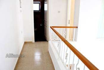 Townhouse in Karsiyaka, 3 bedrooms, panoramic view