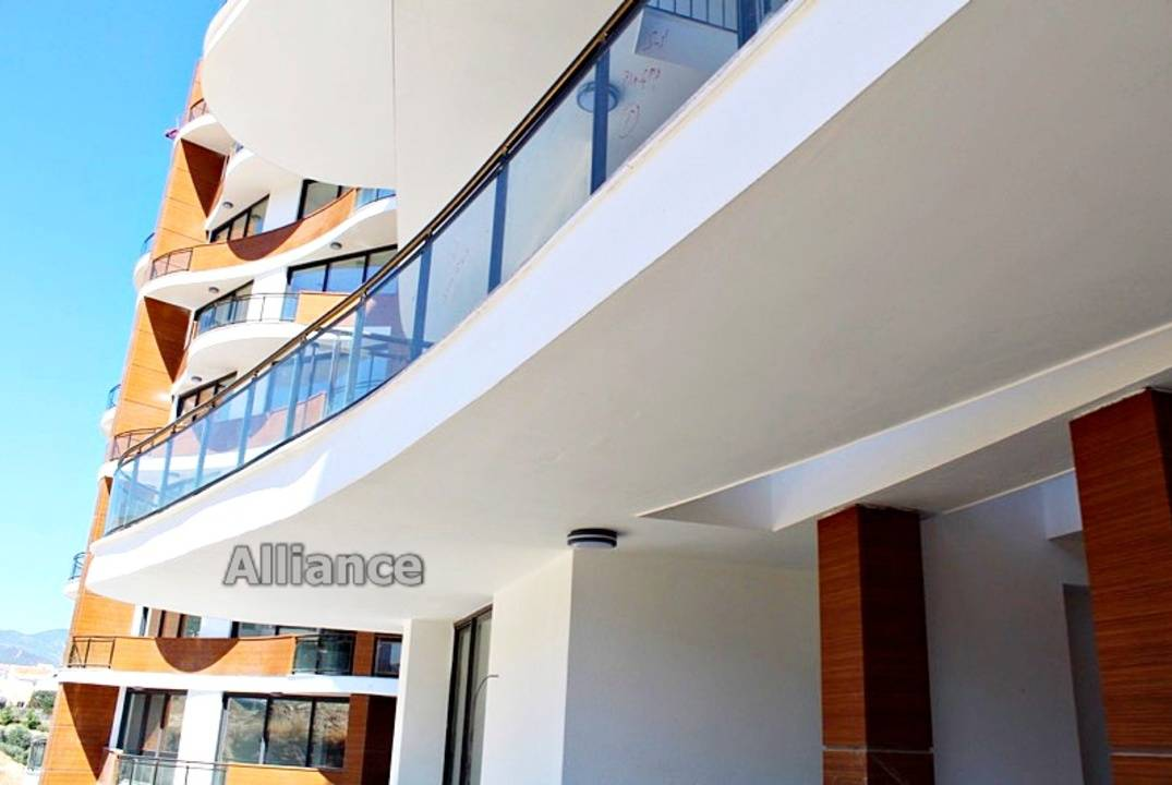 Apartments in unique development in Kyrenia