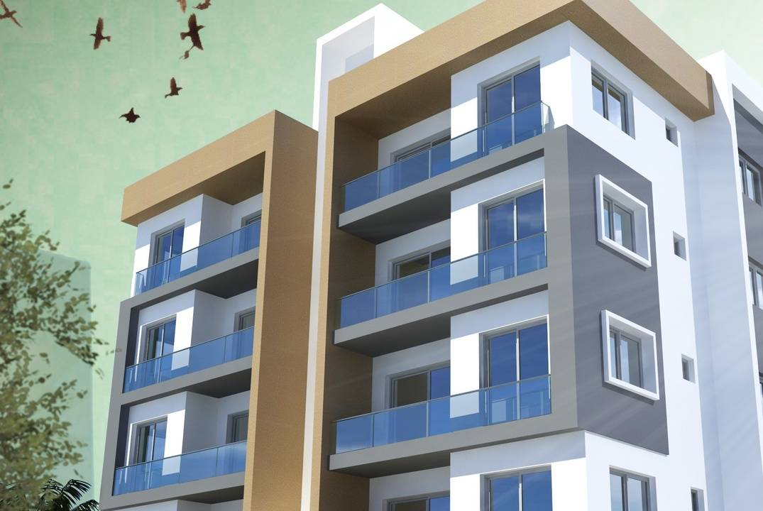 New apartments in Goneyli, guaranteed rental