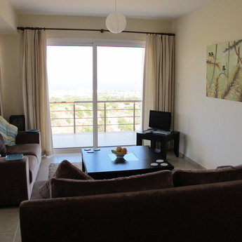 Two bedroom penthouse in Bahceli