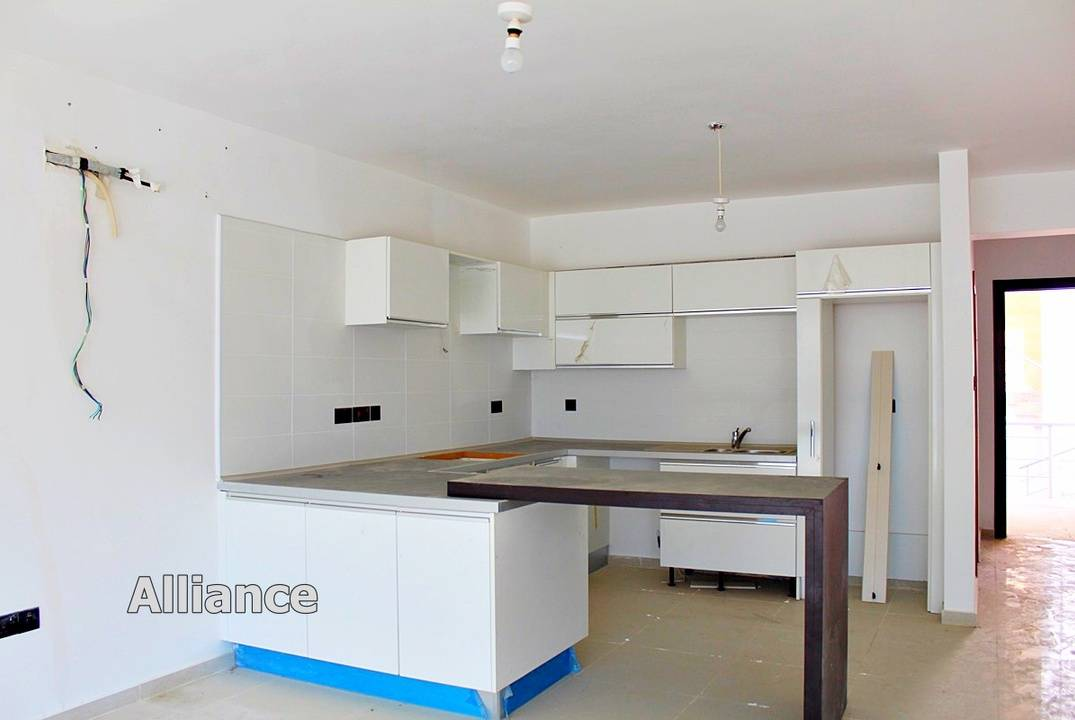 apartments for sale in Dogankoy - kitchen